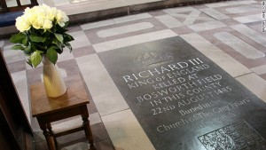 Richard III Burial Site